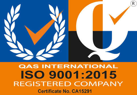 ISO 9001-2015 Certified Company