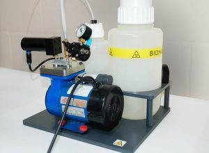BV200 External Pump Unit